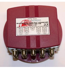 DN 4-Way DiSEqC Switch Terr/SA