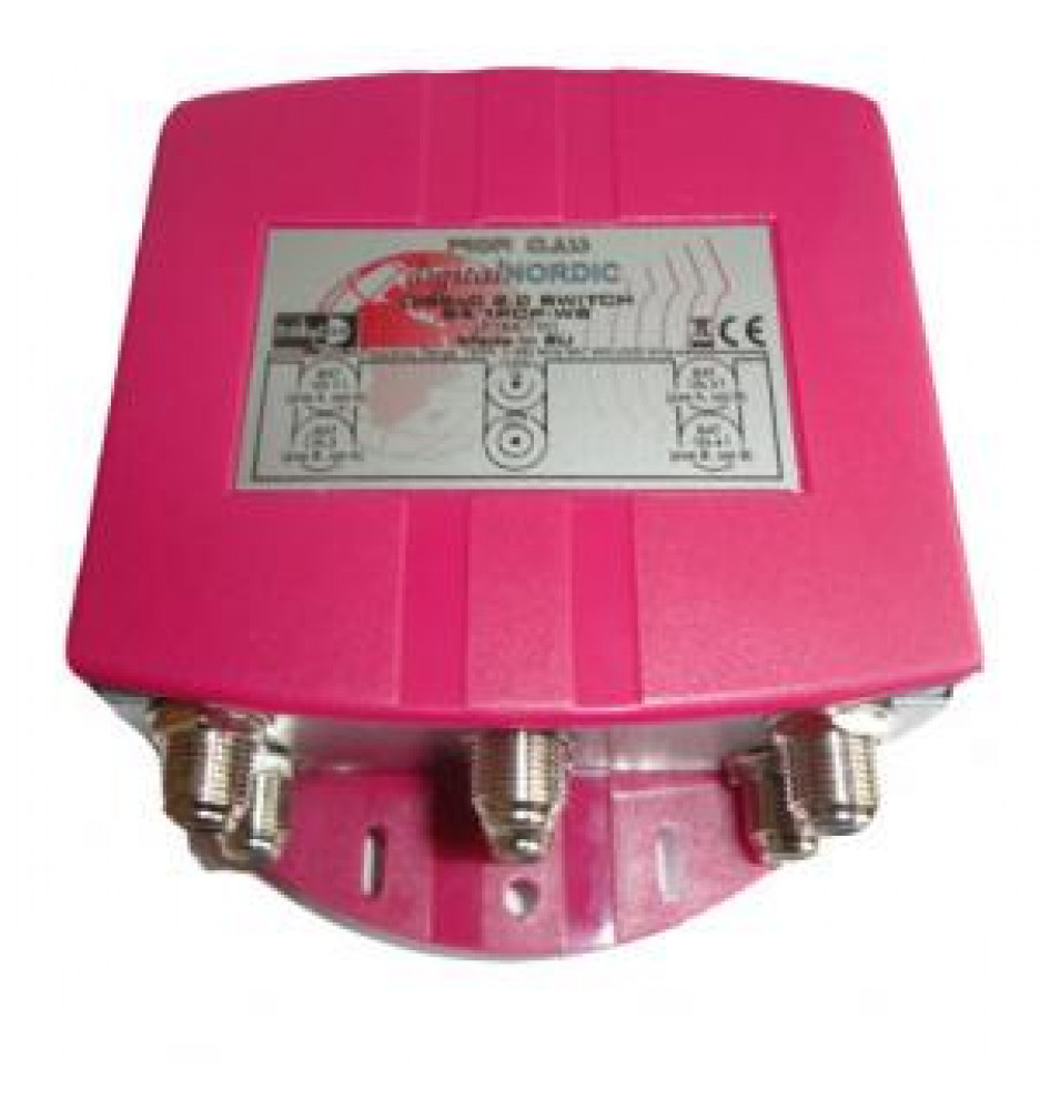 DN 4-Way DiSEQc Switch 4in/2out