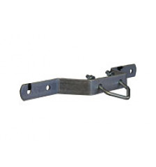 Wall bracket bent 75mm