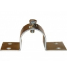 Pipe clamp with top screw D=45mm