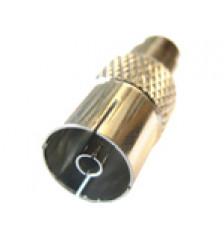 Adapter RCA Female / IEC Female