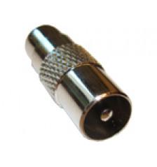 Adapter RCA Female / IEC Male