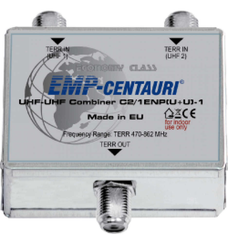 DN-Filter UHF-UHF-1