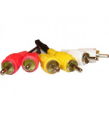 2 RCA <-> 2 RCA Cable