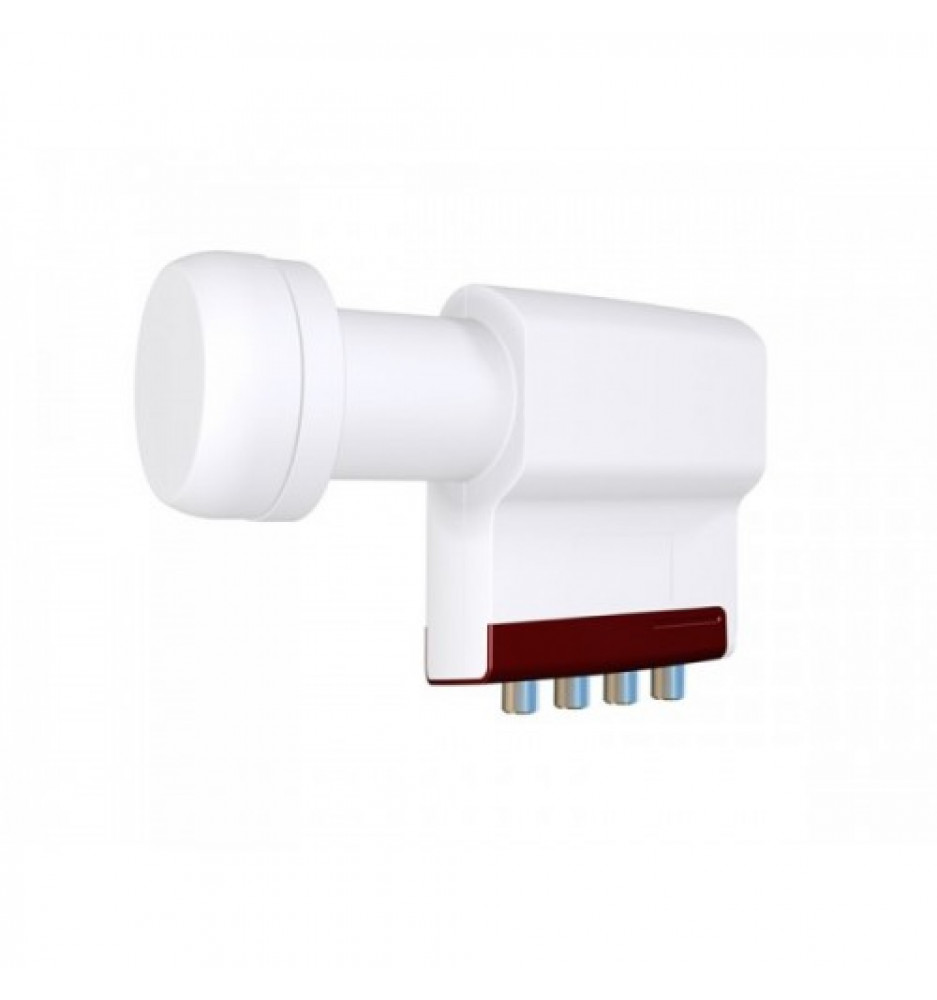 Inverto long neck - 4x Outputs - 40mm LNB