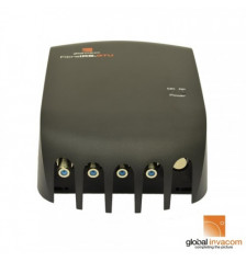 Invacom GI-IRS QUATRO fiber 2 black box