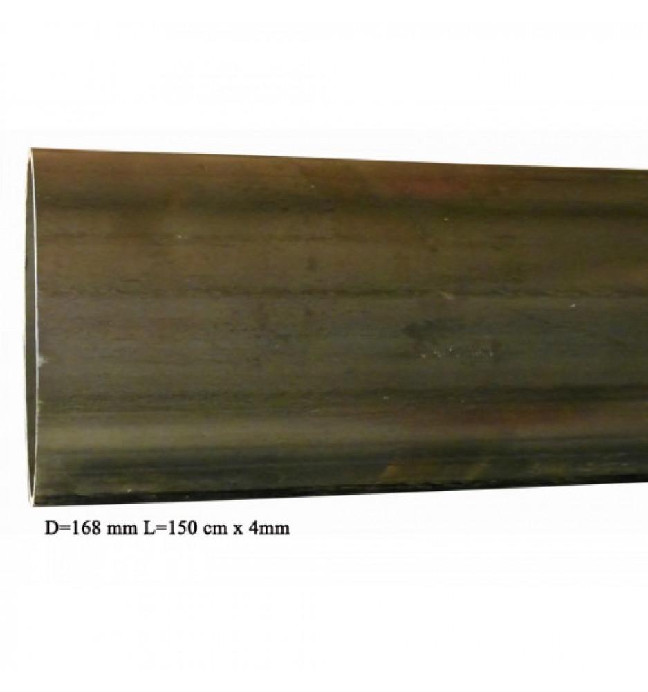 Mast pipe D = 168mm L = 150cmx4mm