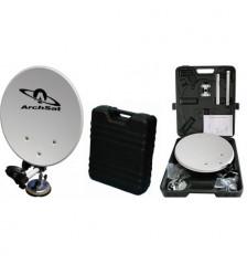 35x38cm Camping Satellite dish