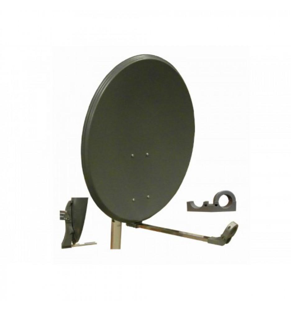 80 cm Emme Esse Satellite + Universal Side Feeder