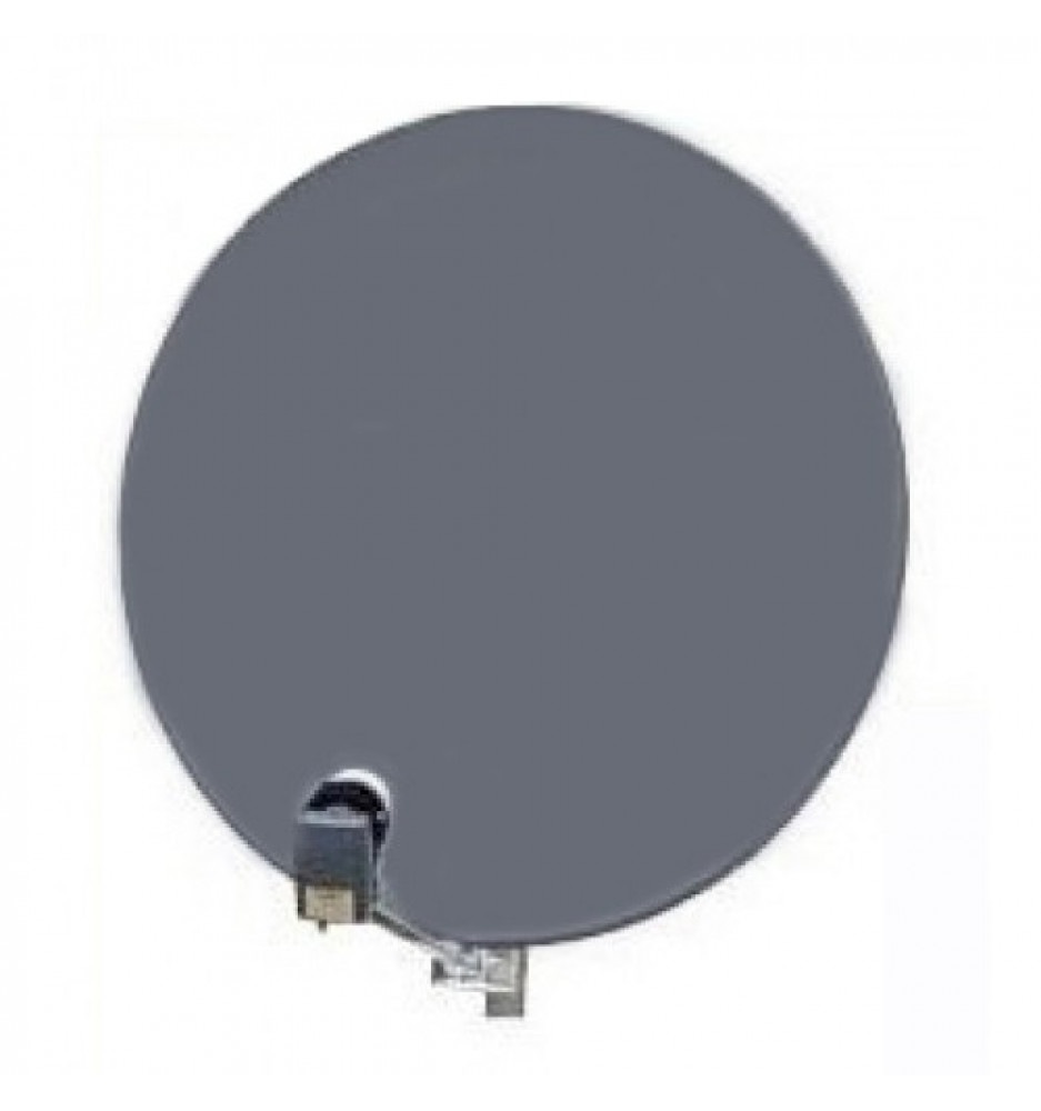 85cm Emme Esse Dish Gray Offset Square