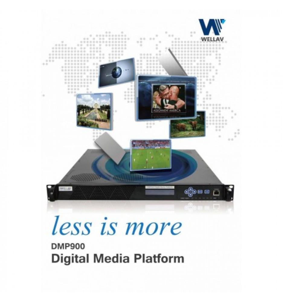 WELLA DMP900 IPTV Platform