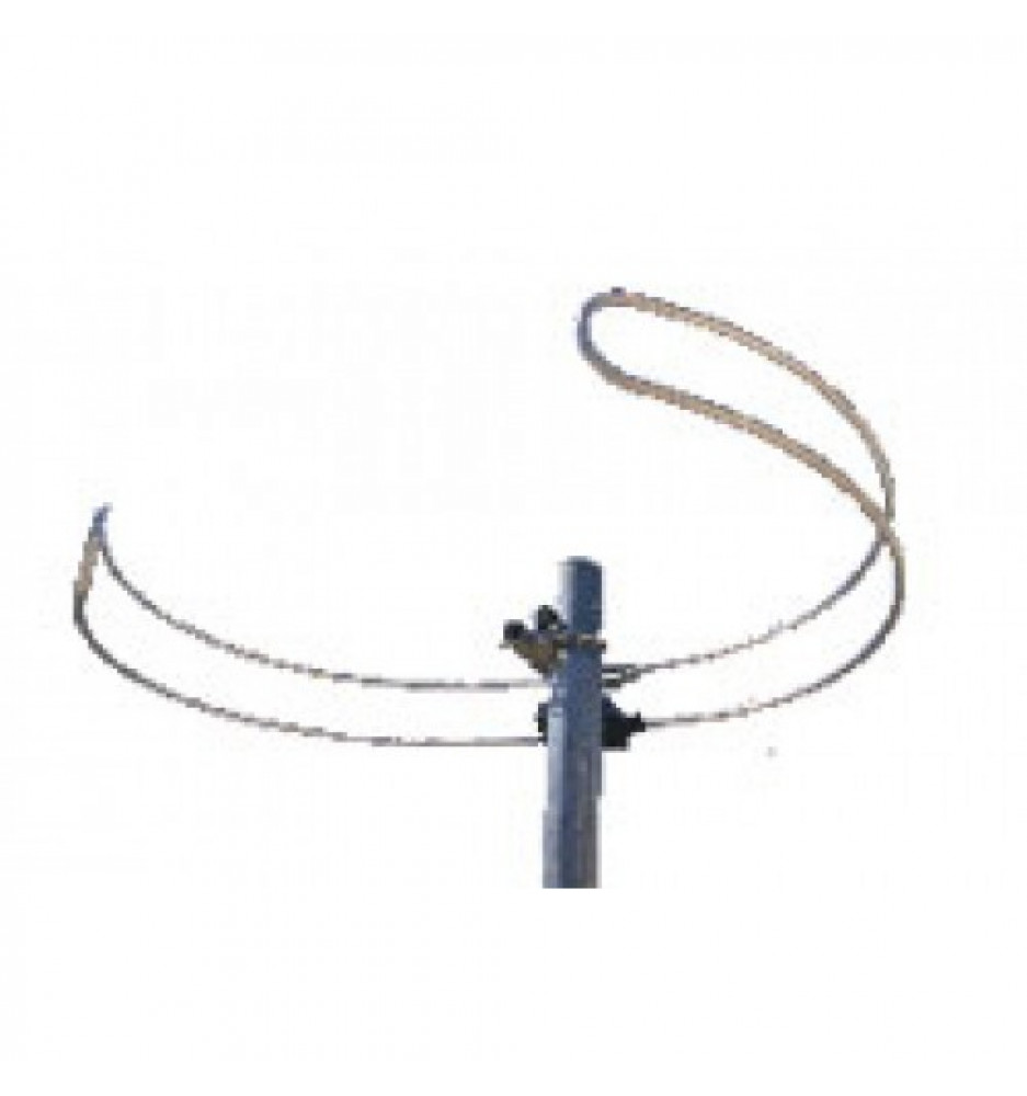 GT-Radio Fm Circular Dipol Antenna 87.5 - 108 MHz